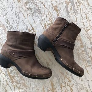 Merrell Luxe Mid Bitter Chocolate Ankle Boot